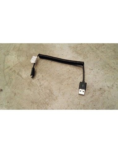 Cable Helicoidal USB a Micro USB