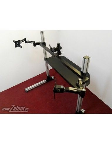 PRO Triple screen articulated stand