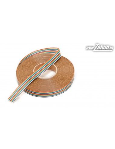 Cable 1.27mm multicolor para PCB DIY
