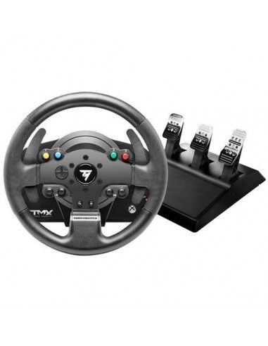 thrustmaster tmx pro force feedback. Black Bedroom Furniture Sets. Home Design Ideas