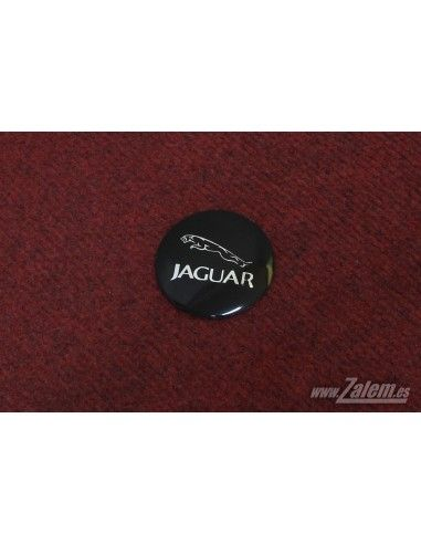 Jaguar adhesive emblem / sticker