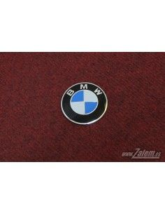 Blue BMW emblem sticker / sticker