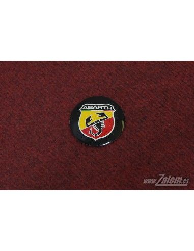 Abarth emblem sticker / sticker