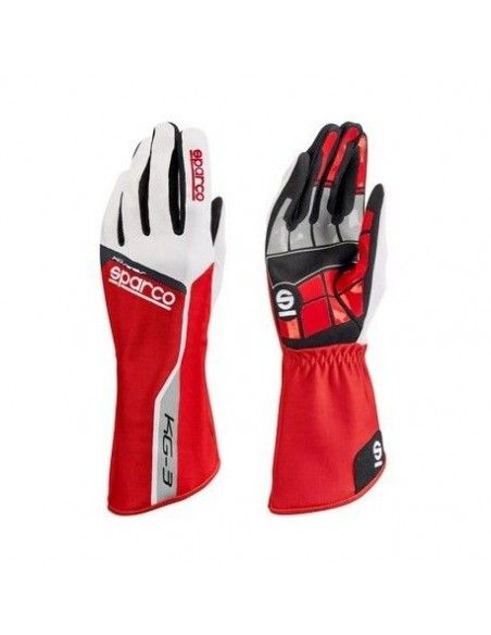 TRACK KG-3 Kart racing gloves