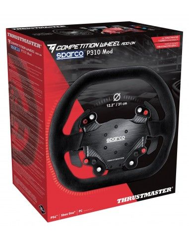 TM COMPETITION WHEEL Add-On Sparco P310 Mod