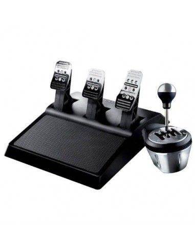 Pack TH8A + pedales T3PA de Thrustmaster