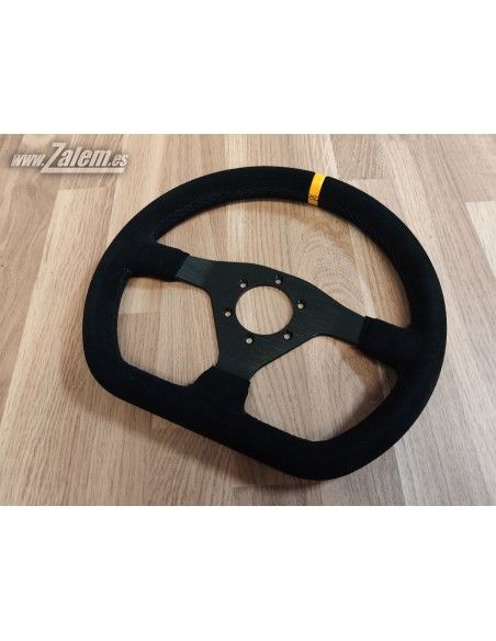 320mm premium type D steering wheel