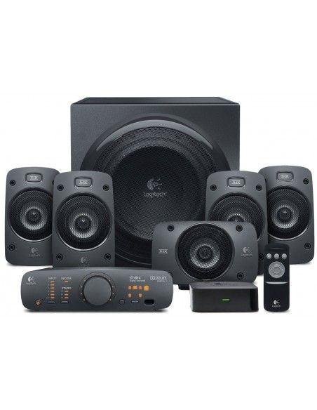 Altavoces Logitech Surround Z906