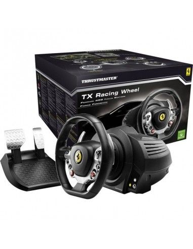 Pack V27 con Thrustmaster TX Ferrari 458 (XBOX-ONE / PC Compatible)