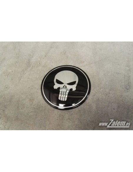 Punisher Skull emblem adhesive / sticker