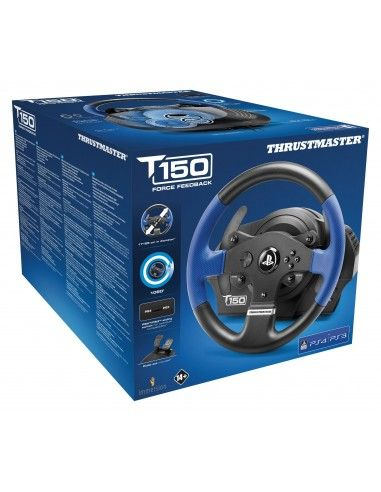 thrustmaster t150 force feedback. Black Bedroom Furniture Sets. Home Design Ideas